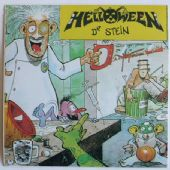 Helloween - 'Dr Stein' Square Sticker